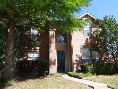 Garland Residential Lease For Lease: 3328 Creek Meadow Lane