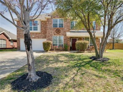 Tarrant County Single Family Home For Sale: 8417 Rock Canyon Court