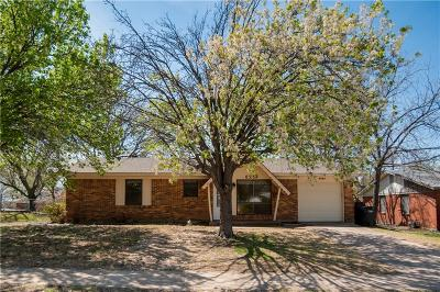Fort Worth Single Family Home For Sale: 6253 Shadydell Drive