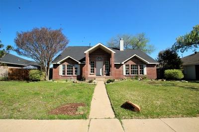 Rowlett Residential Lease For Lease: 8013 Trail Lake Drive