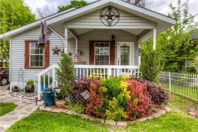 Dallas Single Family Home For Sale: 1718 Ripley Street