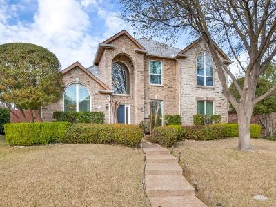 Lewisville Single Family Home For Sale: 1323 Bogard Lane