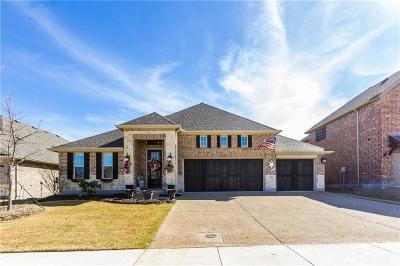Melissa Single Family Home For Sale: 2304 Jackson Drive