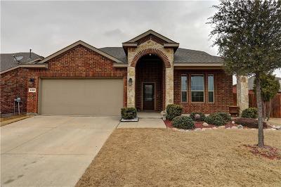 Melissa Single Family Home For Sale: 1122 Lubbock Lane