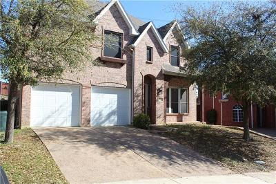 Irving Residential Lease For Lease: 1215 Nocona Drive