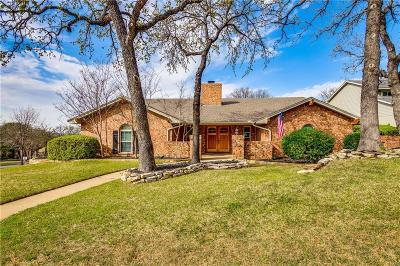 Trophy Club TX Single Family Home For Sale: $369,000