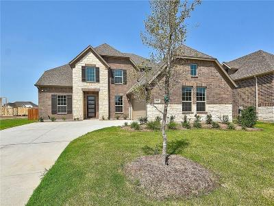 Little Elm Single Family Home For Sale: 1908 Oakston