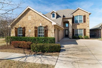McKinney Single Family Home For Sale: 3708 Blanco Creek Trail