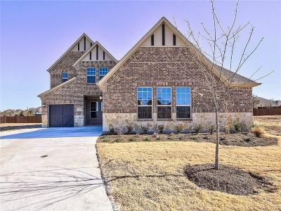 Little Elm Single Family Home For Sale: 2101 Oakston