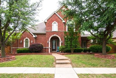 Plano Single Family Home For Sale: 4628 Chapel Creek Drive