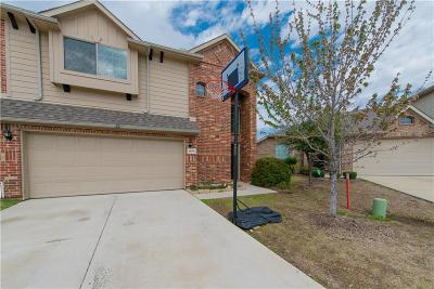 Irving Townhouse For Sale: 3615 Swiss Lane