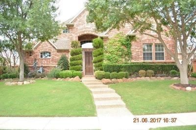 Mckinney Single Family Home For Sale: 2005 Cotton Mill Drive