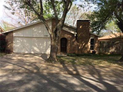 Denton County Single Family Home For Sale: 5308 Countess Court