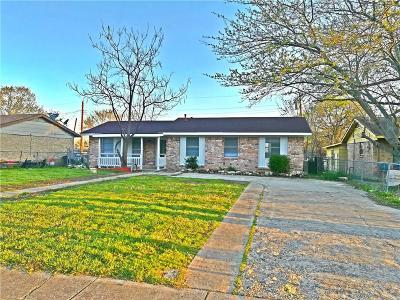 Dallas Single Family Home For Sale: 9905 Bluffcreek Drive