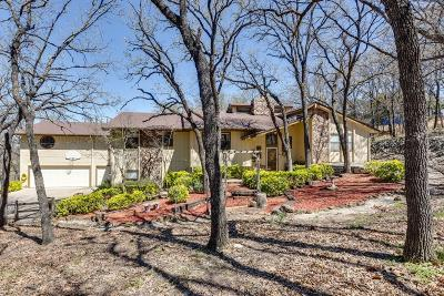 Southlake, Westlake, Trophy Club Single Family Home For Sale: 192 Sam Bass Ridge Road
