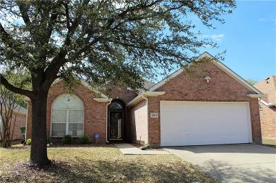 Mckinney Single Family Home For Sale: 2812 Woodson Drive