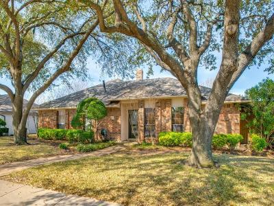 Carrollton Single Family Home For Sale: 3115 Regency