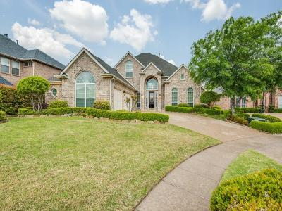 McKinney Single Family Home Active Option Contract: 1908 Fieldstone Court