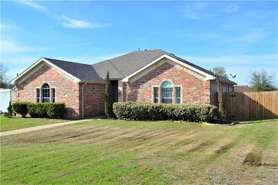 Single Family Home For Sale: 612 Spring Creek Street