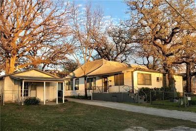 Kennedale TX Single Family Home For Sale: $175,000