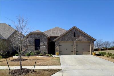 Denton County Single Family Home For Sale: 9700 Bitterroot Drive