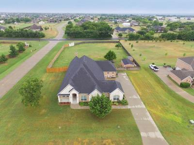 Midlothian Single Family Home For Sale: 5430 Shiloh Forest Drive