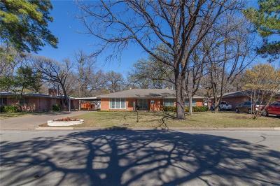 Arlington Single Family Home For Sale: 905 Sherwood Drive