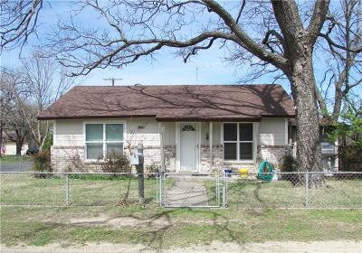 Erath County Single Family Home For Sale: 501 E Clifton Street