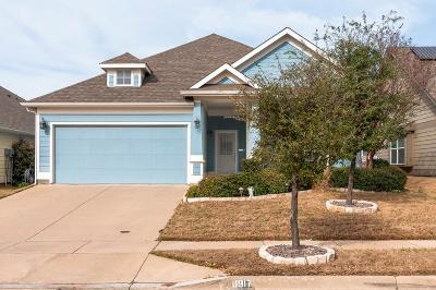 Fort Worth TX Single Family Home For Sale: $279,922