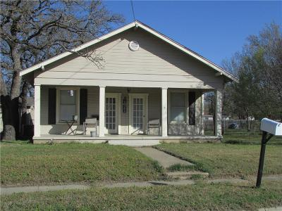 Erath County Single Family Home For Sale: 365 W Collins Street
