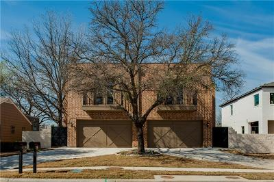 Fort Worth Multi Family Home For Sale: 408 Templeton