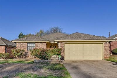 Arlington Single Family Home For Sale: 5806 Terra Drive