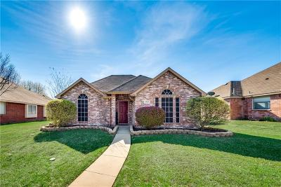 Rockwall TX Single Family Home For Sale: $215,000