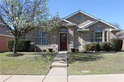 McKinney Single Family Home For Sale: 4516 Highlands Drive