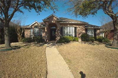 Frisco Single Family Home Active Option Contract: 5017 Baton Rouge Boulevard
