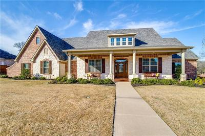 Sherman Single Family Home For Sale: 2901 Canyon Creek