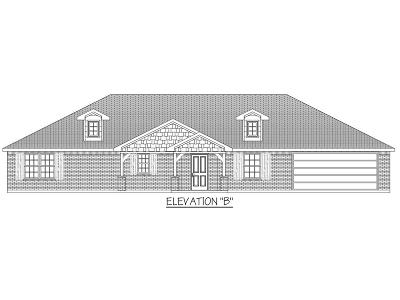 Decatur Single Family Home For Sale: 170 Live Oak Lane