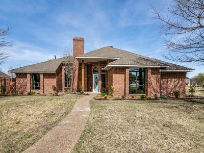 Garland Single Family Home Active Contingent: 4829 Kelso Place
