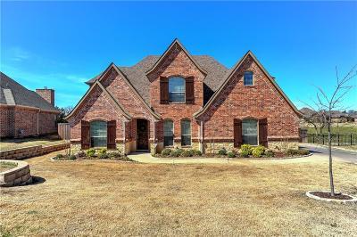 Sherman Single Family Home For Sale: 2514 Silverado Trail