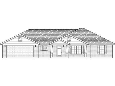 Decatur Single Family Home For Sale: 132 Live Oak Lane