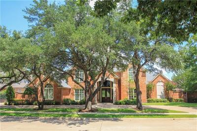 Plano Single Family Home For Sale: 1808 Watermill Court