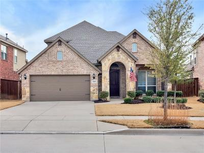 Fort Worth TX Single Family Home Active Option Contract: $334,900