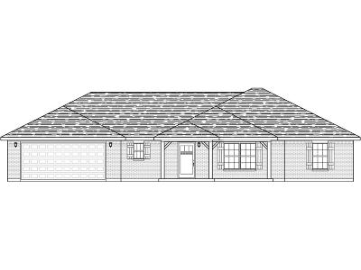 Decatur Single Family Home For Sale: 119 Live Oak Lane
