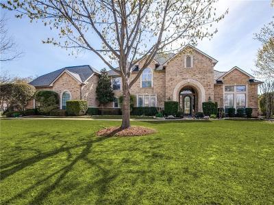 Flower Mound Single Family Home For Sale: 2200 Beachview Drive