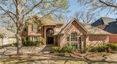 McKinney Single Family Home For Sale: 2725 Brookside Lane