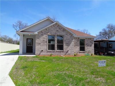 Dallas Single Family Home For Sale: 4126 Gladewater Road