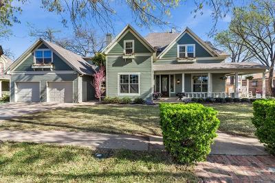 Frisco Single Family Home For Sale: 7190 Walnut Street