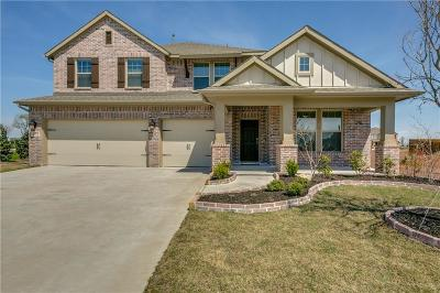 Forney TX Single Family Home For Sale: $327,900