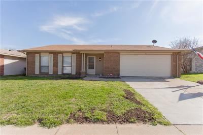 Fort Worth Single Family Home For Sale: 4400 Buckeye Street