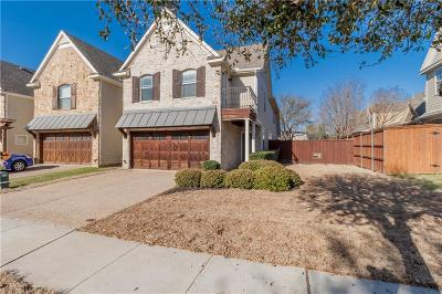 Coppell TX Single Family Home For Sale: $434,999